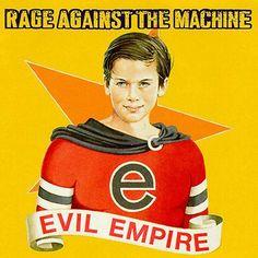 Rage Against The Machine - Evil Empire On 180g Import LP