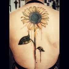 Image result for watercolor tattoo brown