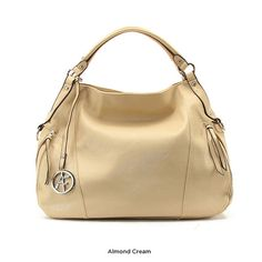I found this amazing After Friday La Beaute Est La Jeunesse Shoulder Hobo at nomorerack.com for 84% off.