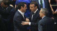 Визит Макрона: символика и ожидания http://feedproxy.google.com/~r/russianathens/~3/ExmicyFJFds/22844-makron-v-afinakh.html  Прибытие президента Франции в Афины, воспринимается греческим правительством как некий «поворот страницы», новая эпоха в отношениях ЕС и Греции.