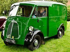 Morris Commercial JB van (1957)  well, I'm gonna call it a truck