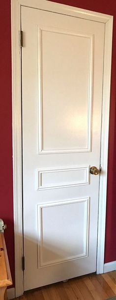 """I have the same boring doors - thank you for the brilliant idea!"" said a reader when she saw the transformation:"