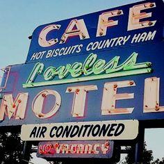 Cafe Loveless! Best biscuits ever! Nashville, TN
