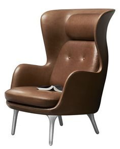 Fauteuil Ro / Cuir