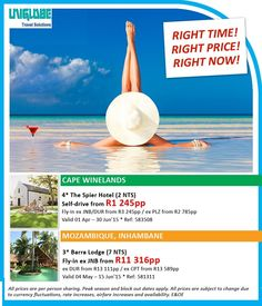 Get the best prices africa Inhambane, Mozambique from Barra Lodge 7 nights Self Driving, Cape, Africa, Good Things, Holidays, Travel, Mantle, Cabo, Holidays Events