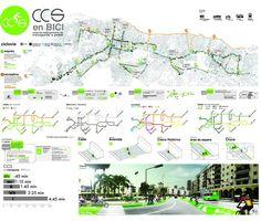 Imagen 3 de 9 de la galería de Primer Lugar Concurso CCS en BICI: Ciclovias Urbanas.