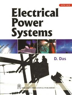 Electrical Power Systems By D.Das Free Pdf Download - Free Engineering Books Worldwide