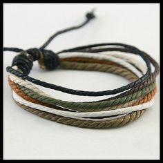 Hey, I found this really awesome Etsy listing at https://www.etsy.com/listing/191279286/handmade-hemp-bracelet-multi-color-wrap