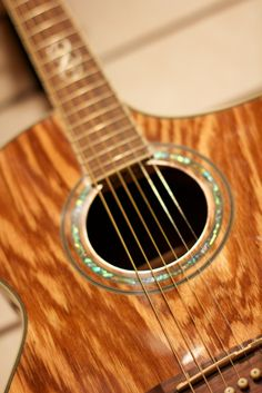 Ibanez Exotic Wood Acoustic/Electric Guitar Guitar Strumming, Music Guitar, Cool Guitar, Guitar Room, Ibanez, Mandolin, Music Is Life, Music Instruments, Acoustic Guitars