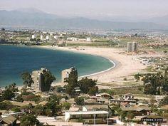 Bahía de la herradura, Coquimbo, Chile. IV región.