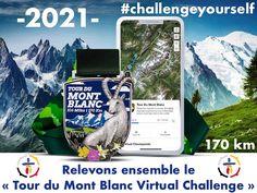 Participez au Tour du Mont Blanc Virtual Challenge du 14 janvier au 09 mars, parcourez les 170 km et recevez une superbe medaille à la maison... Team Building, Luxembourg, Tour, Mars, Challenge, Professional Development, Mont Blanc, March
