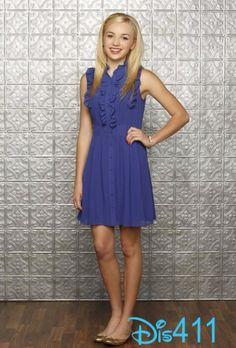 Peyton Roi List- Emma Ross. In hit disney snow Jessie