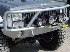 TrailReady Bumpers for Jeep Cherokee