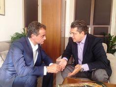 Συνάντηση με τον Περιφερειάρχη Δυτικής Μακεδονίας Θεόδωρο Καρυπίδη http://www.tzitzikostas.gr/default.aspx?lang=el-GR&page=22&newsid=2554