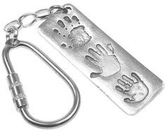 Triple High Five key chain