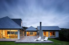 This is one amazing vacation home in New Zealand