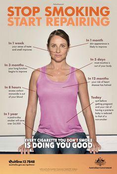 Wat stoppen met roken met je lichaam doet - Het Nieuwsblad