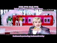 Super Junior T - Rokkugo (Hangul, Romanization, Eng Sub)