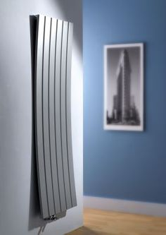 Curved radiator