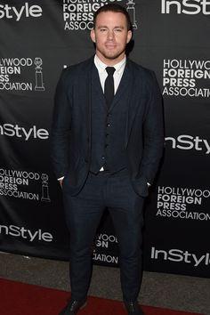 Channing Tatum - The Best Looks from the Toronto International Film Festival - Elle