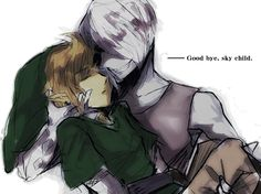 ゼルダ詰め  by  日野原  Ghirahim and Link - Legend of Zelda <3