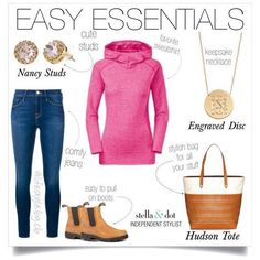 Think you can't wear Stella & Dot because you're a sweatshirt type of girl? Yes ma'am, you can!! #stelladotstyle