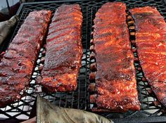 Tuffy Stone's Competition Ribs Recipe