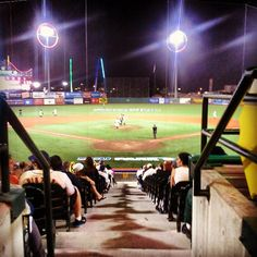 Brooklyn Cyclones This was one of my favorite places to go as a kid. My dad would always take me to a couple of games in the summer. Until the shakeup in 2004. But I don't ever remember Marco coming with us.