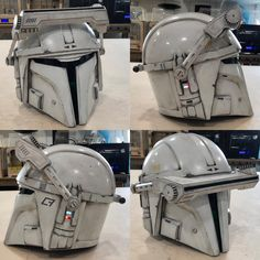 From an idea to the finished product, the journey is the best part. To get good at what you do, you have to love the process. Mandalorian Costume, Mandalorian Armor, Star Wars Jedi, Star Wars Art, Tactical Armor, Star Wars Design, Star Wars Concept Art, Super Soldier, Star Wars Pictures