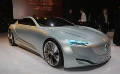 Buick Reinvents the Riviera Concept - 2013 Shanghai - WOT on Motor Trend