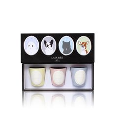 Ladurée Candle Collection/Charm Gift Boxes
