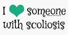 Sitton on a Gold Mine: I love someone with scoliosis!