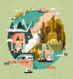 Guías de viajes gratis. #travel #traveller #turism #turismo #trips