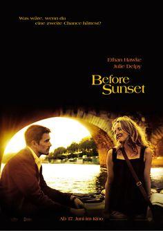 Cartel de la película: Antes del Atardecer