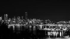 #seattle #USA #BW by Gautam Gupta on 500px #photography