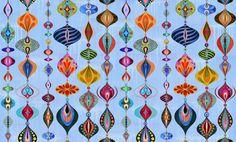 Arabescos coloridos