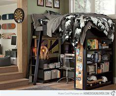 Camo room