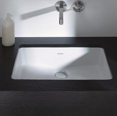 Duravit undermount sink Bath Fixtures / Accessories