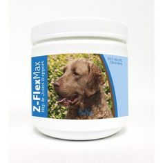 Healthy Breeds Chesapeake Bay Retriever Z-Flex Max Hip & Joint Soft Chews 50 Count