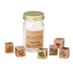 Look what I found at UncommonGoods: Pizza Topping Dice for $18.00