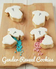 Super Idee für eine Babyparty und als Überraschung ob es ein Mädchen oder Junge wird. Noch mehr Ideen gibt es auf www.Spaaz.de