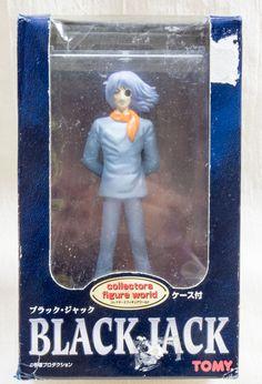 Black Jack Dr. Kiriko Collectors Figure World Tezuka Osamu JAPAN ANIME