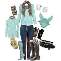 Leopard Mint