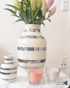 The winter season is upon us and for me that means burning a lot of candles. I like the coziness of a lit candle in the evening. However, I always replace the candles when they are almost burned do…