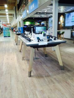 Tesco - Technology - Connected - Layout - Landscape - Tables - Fixtures - Merchandising - Visual Merchandising - www.clearretailgroup.eu