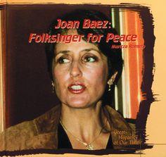 Joan Baez: Folksinger for Peace (Great Hispanics of Our Time): Maritza Romero: 9780823950843: Amazon.com: Books