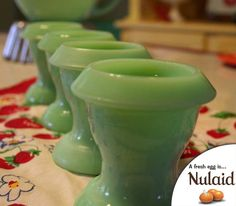 The use of #eggcups date back all the way to prehistoric times, with some of the earliest occurences found on Minoan Crete. #TBT #Nulaid