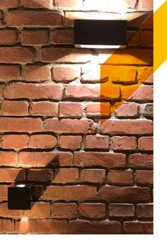 Light and Rough Brick Wall panel. Awesome!