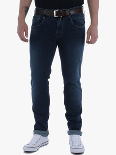 Men's Clothing- Shop the latest range of men's designer clothing with Evolve Clothing. Shop now and get express worldwide delivery. Evolve Clothing, Replay, Stretch Denim, Denim Jeans, Indigo, Footwear, Clothes For Women, Dark, Trending Outfits