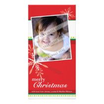 TRENDY HOLIDAY PHOTOCARD :: brightlyflaked 5P Photo Card